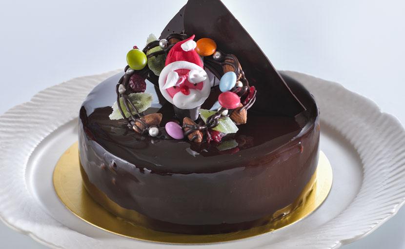 ショコラショコラノエル(クリスマスケーキ)